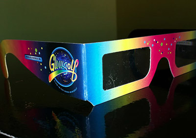 GlowGolf 3D Bril
